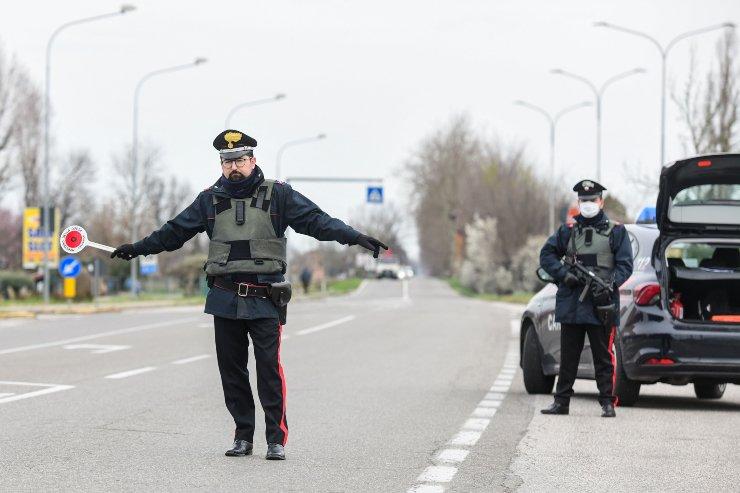 carabinieri milano