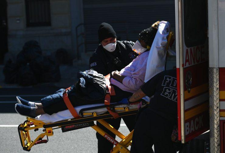 Noci, donna muore per un ritardo dell'ambulanza (GettyImages)