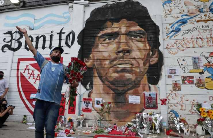 Maradona, usciti i risultati dell'autopsia