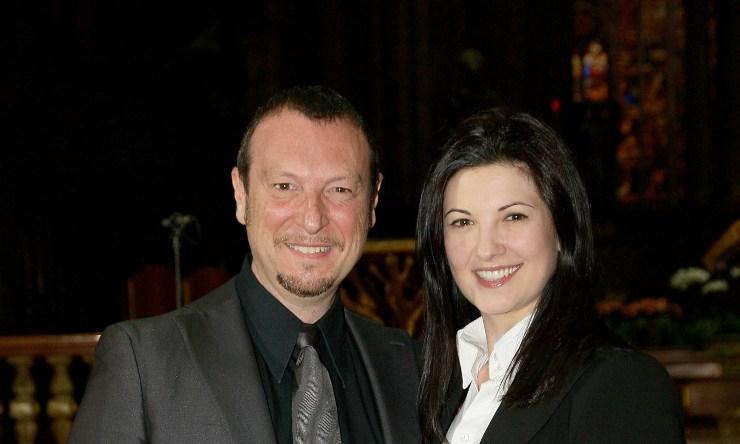 amadeus e moglie