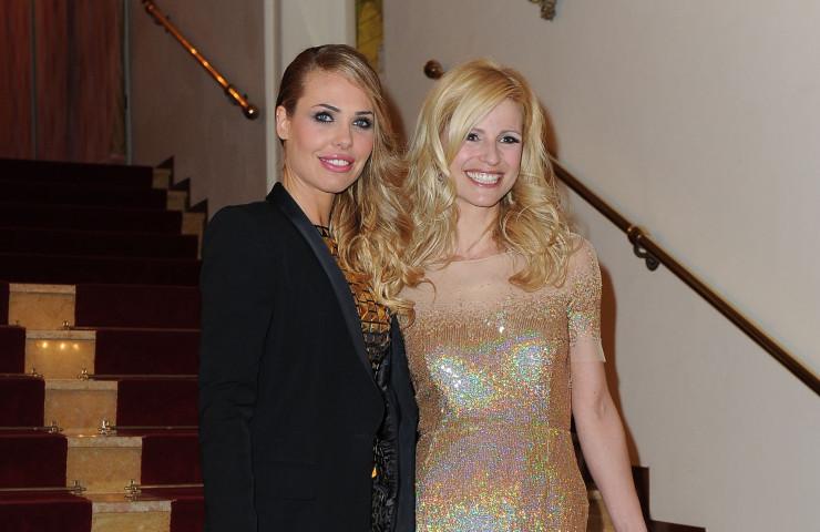 Ilary Blasi e Michelle Hunziker
