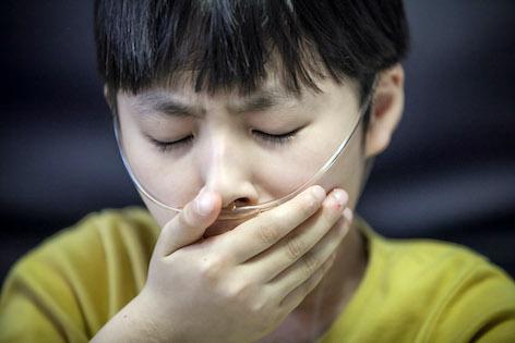 La tosse (Getty Images)
