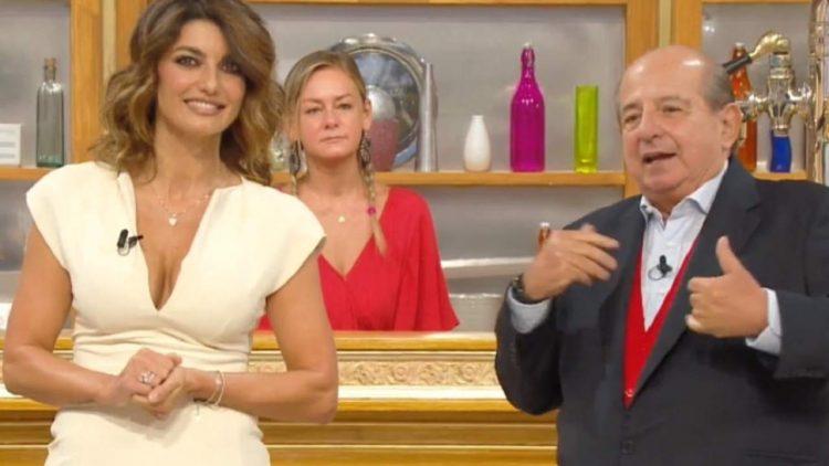 Giancarlo Magalli (foto dal web)