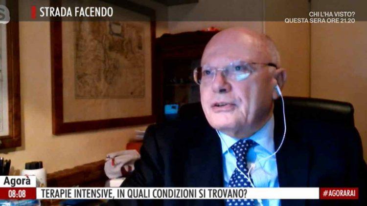 Massimo Galli terapie intensive morti