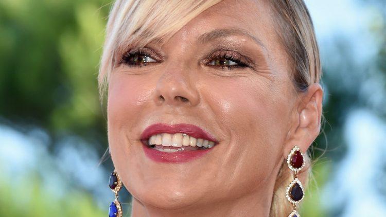 Matilde Brandi sorriso (Getty Images)