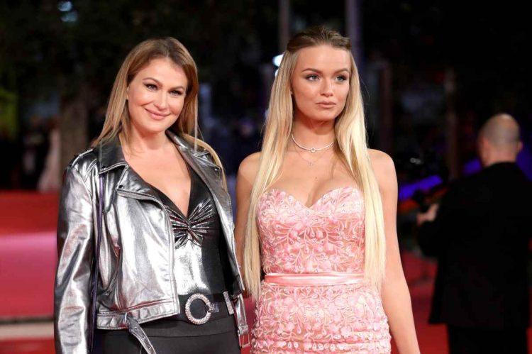 Mercedesz e Eva Henger