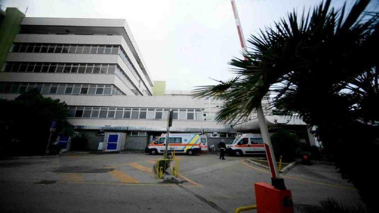 Ospedale Cardarelli donna muore