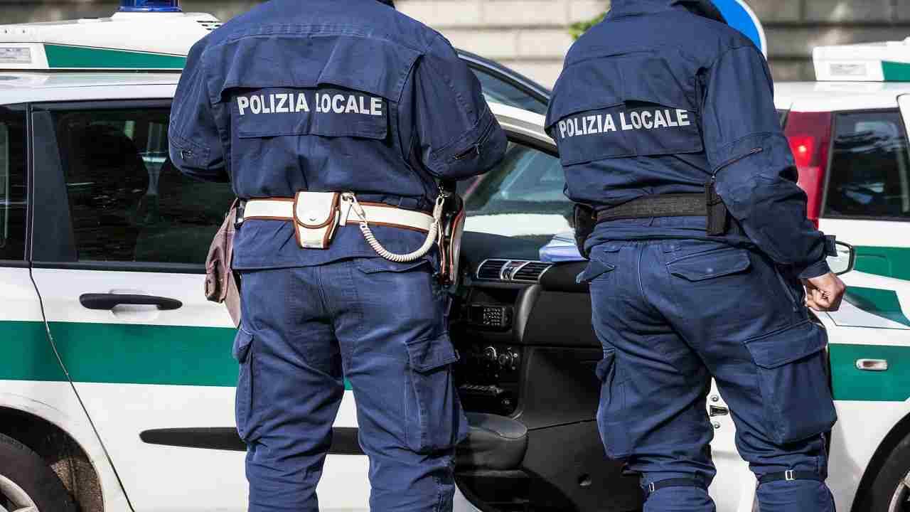 Polizia Locale agente suicidio Lecco