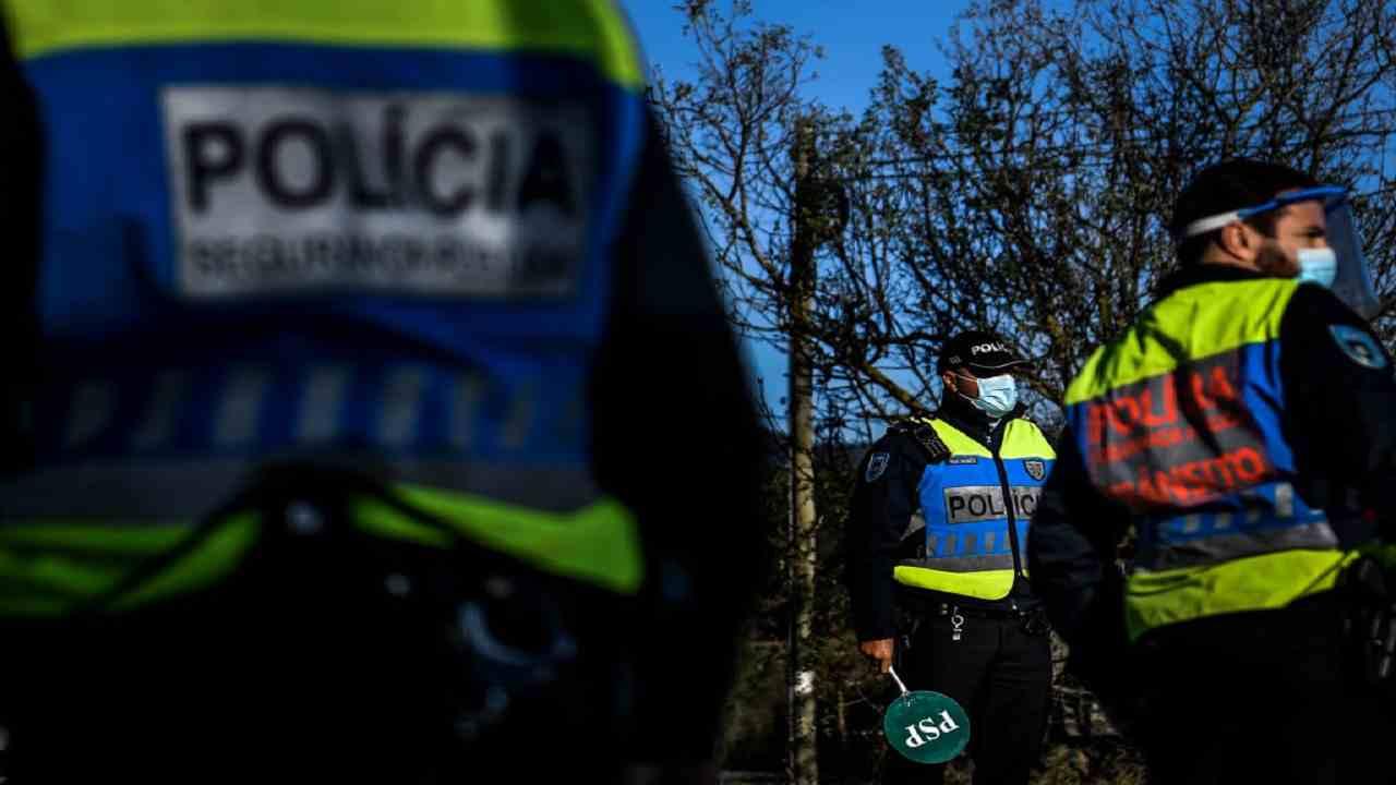 Polizia Portogallo