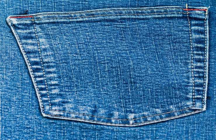 Riutilizzare vecchi jeans