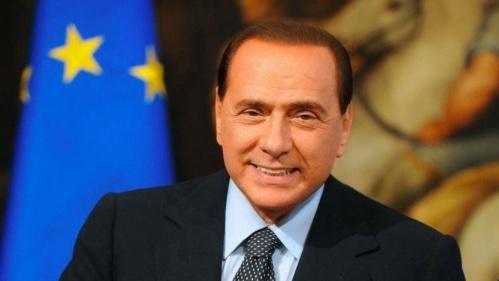 Silvio Berlusconi contro Salvini