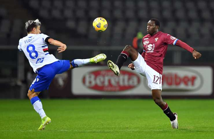 Torino-Sampdoria pagelle