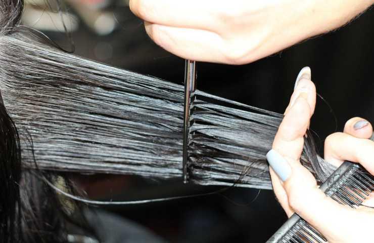 trattamento per capelli crespi