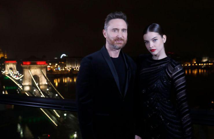 David Guetta e Barbara Palvin agli MTV EMA 2020
