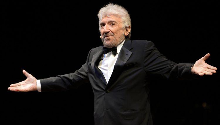 Gigi Proietti (foto dal web)