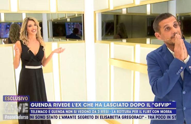 Confronto Guenda Goria e Telemaco Dell'Aquila