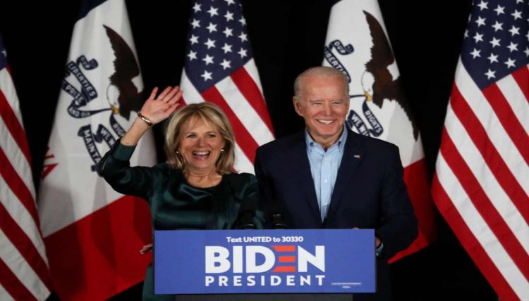 jill and joe biden