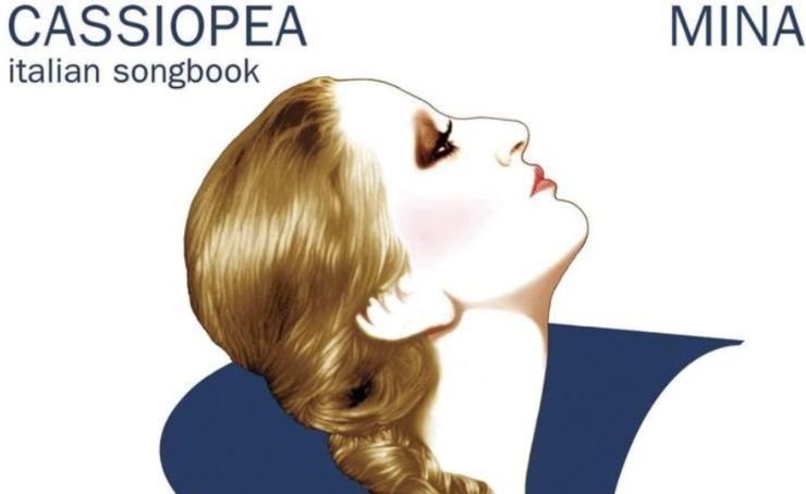 Mina Album Cassiopea