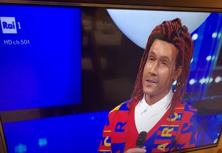 Ghali furioso dopo Tale e Quale Show: