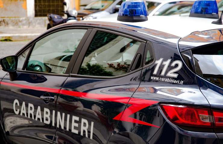 reggio calabria imprenditore carabinieri