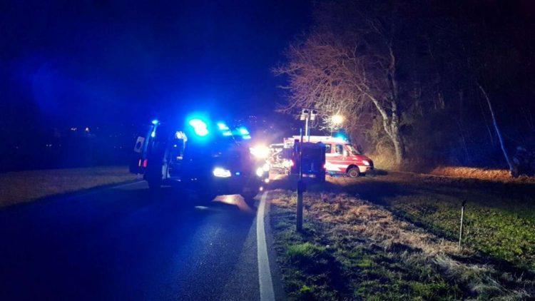Nuova tragedia stradale: muore ragazza di 16 anni, tre i feriti