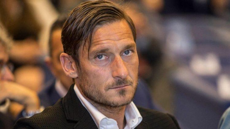 Francesco Totti (foto facebook)