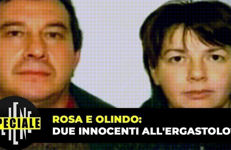 Rosa Bazzi e Olindo Romano