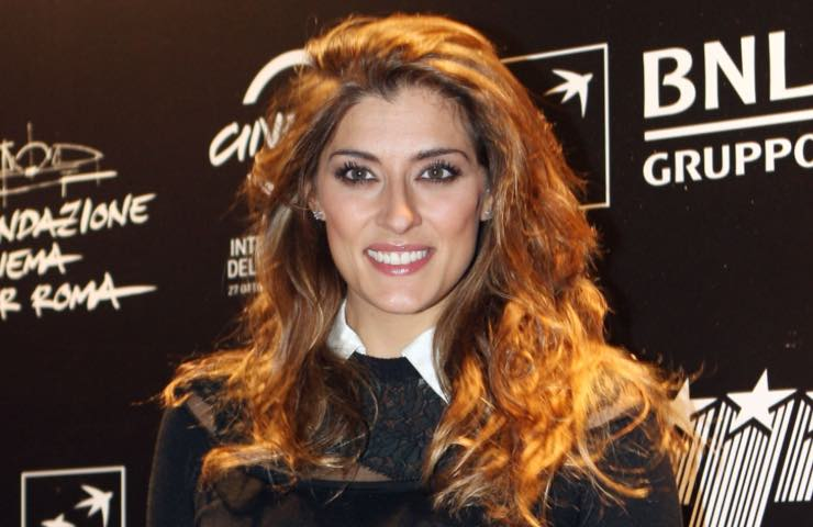 Elisa Isoardi Sanremo 2021