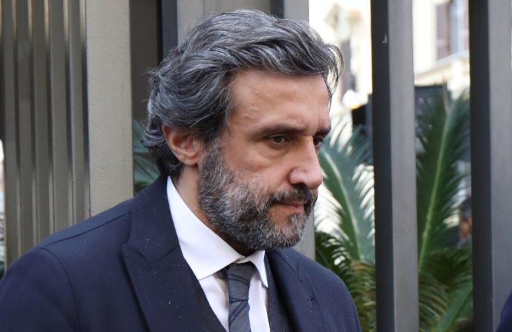 Flavio Insinna accusato