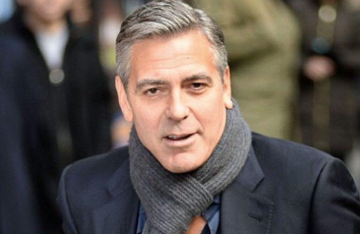 George Clooney italiano figli