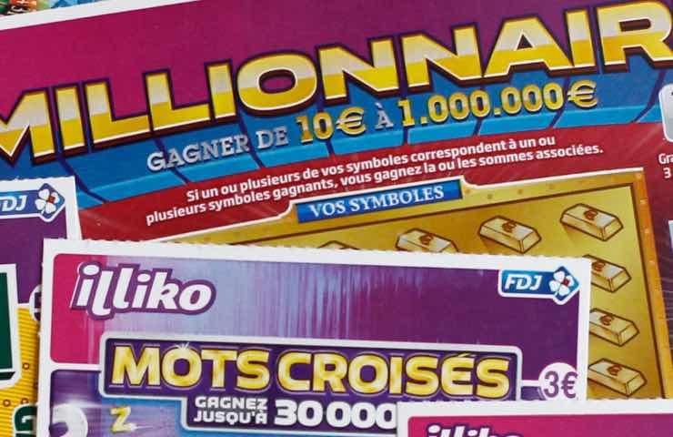 Gratta e Vinci 2 milioni euro vincita