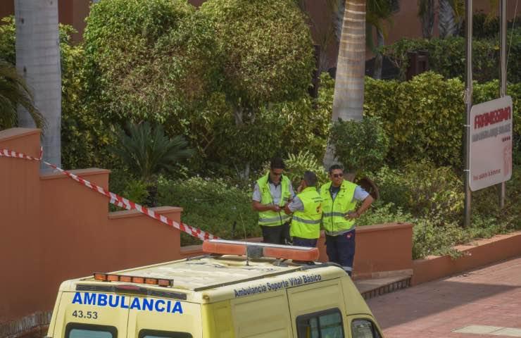 Tenerife imprenditore morto onda