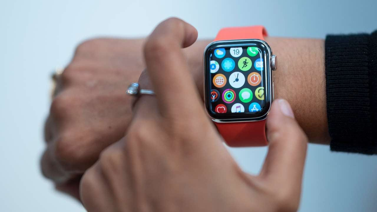 WhatsApp Apple Watch come installare