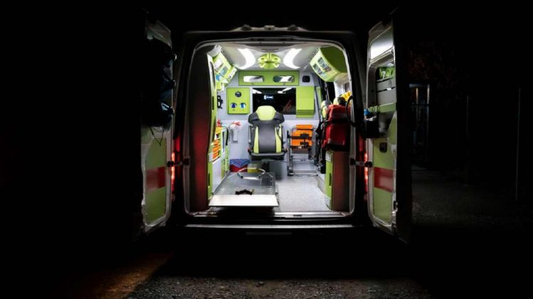 Incidente auto madre Siena torrente
