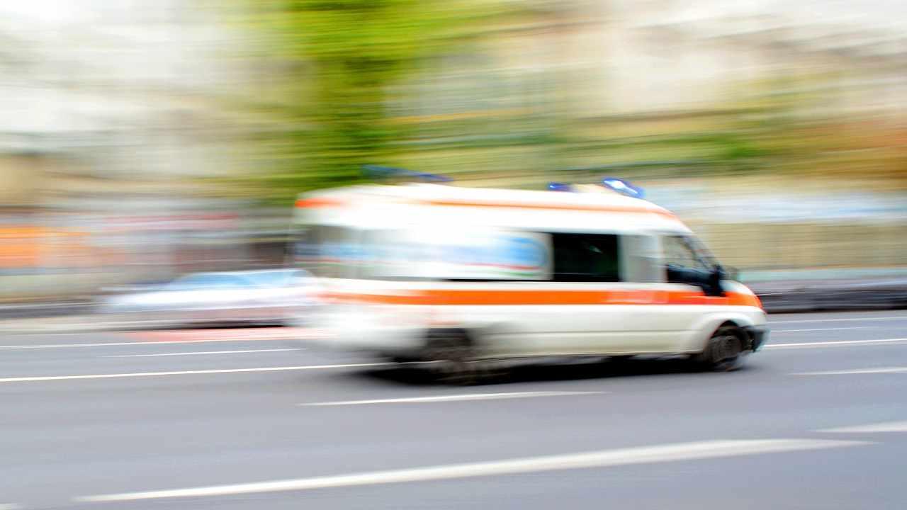 Incidente moto Sassari Motorally