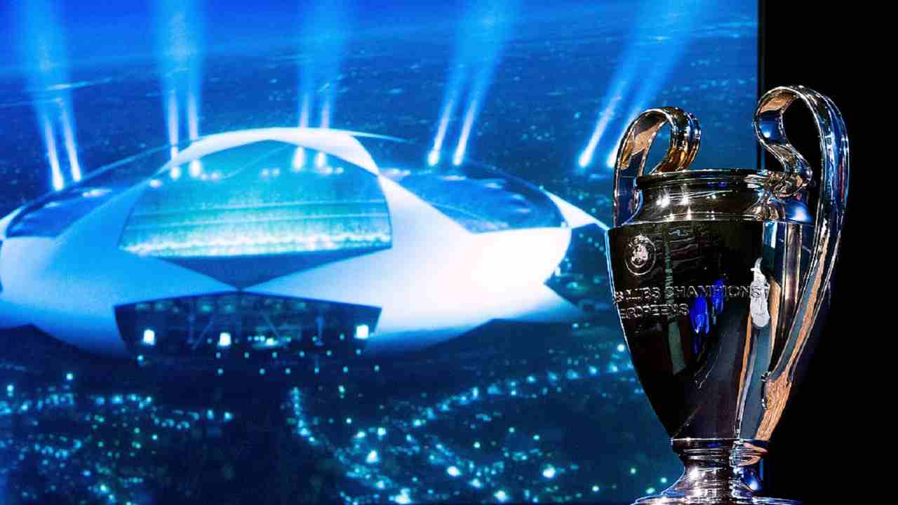 Champions League ottavi sorteggio Nyon