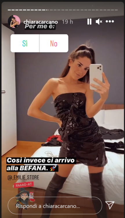 Chiara Carcano, primo piano strepitoso. La FOTO della buonanotte fa sognare
