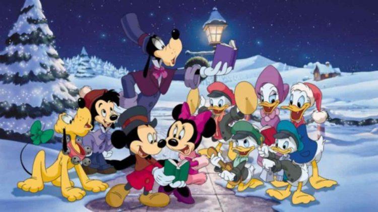 cartoni animati natale 25 dicembre