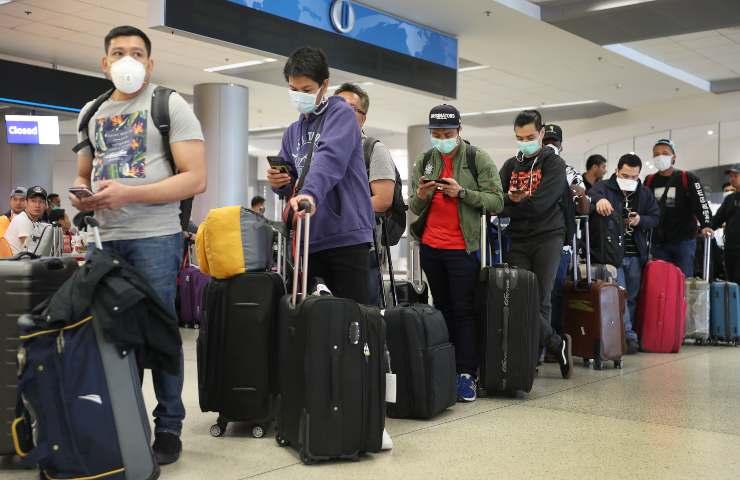 Studenti e lavoratori fuorisede pronti a partire per le vacanze natalizie