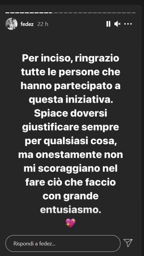 Fabio Volo attacca Fedez