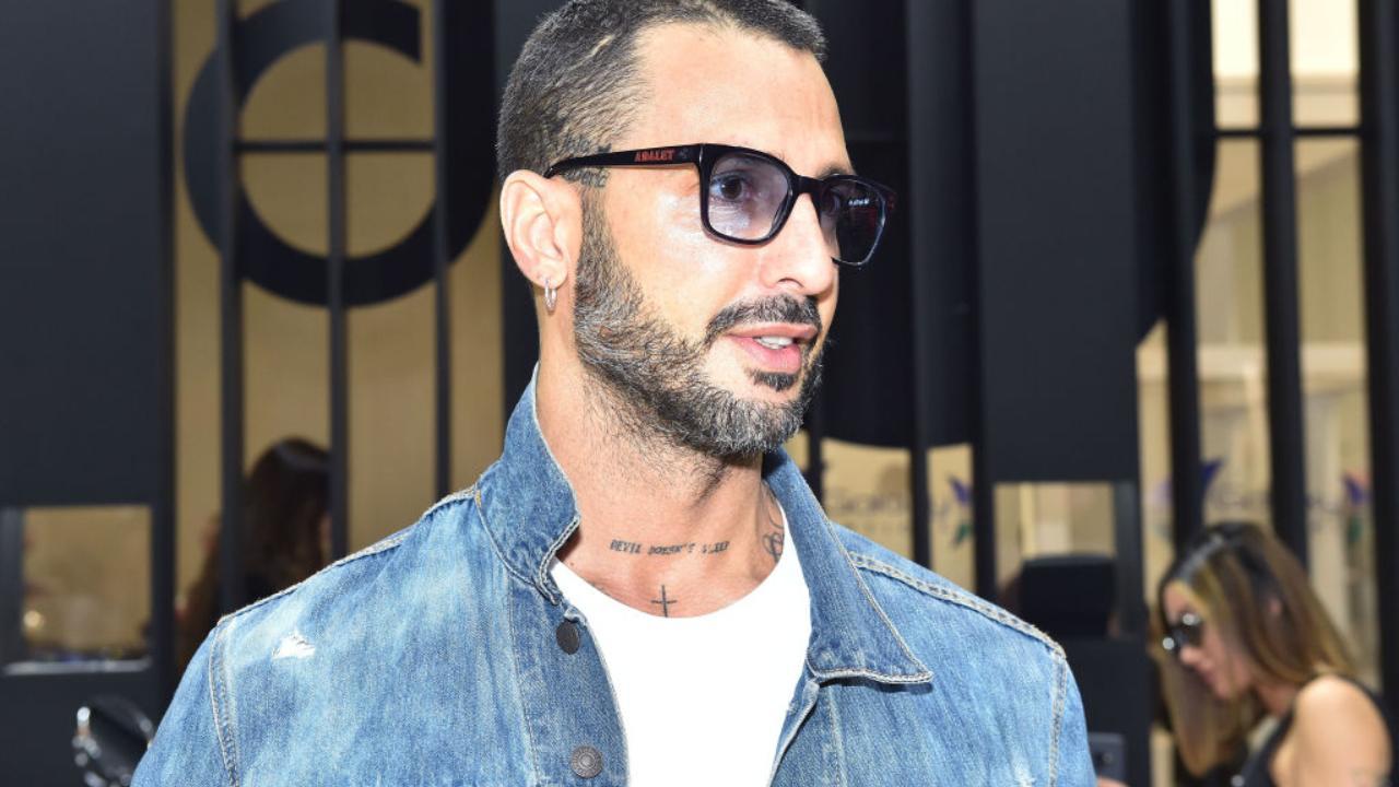 Fabrizio Corona dedica d'amore