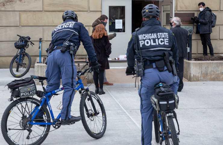 polizia americana animali Donna Scirocco