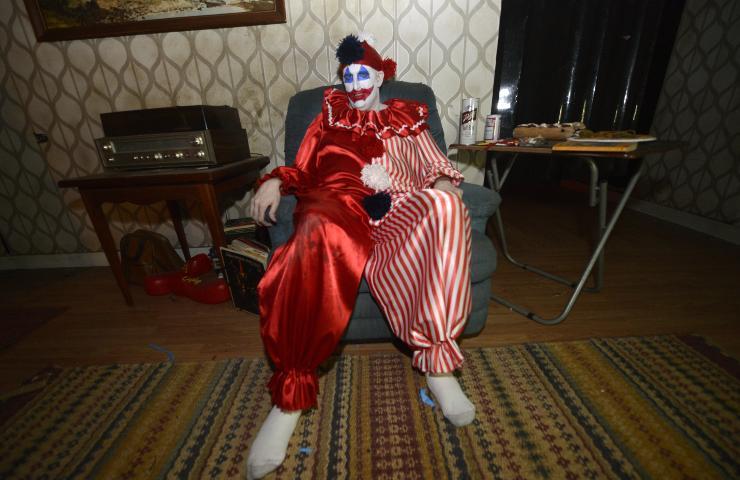 It killer clown