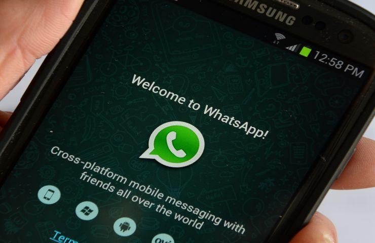 E' sempre più diffuso l'utilizzo dell'applicazione di messaggistica istantanea Whatsapp.