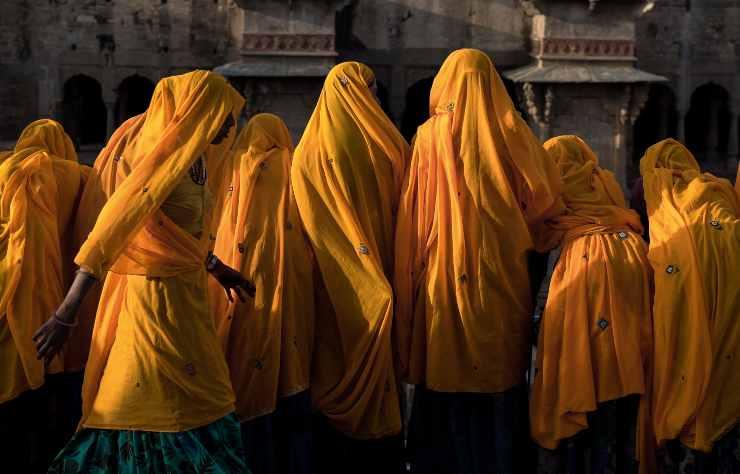 Donne del Rajasthan