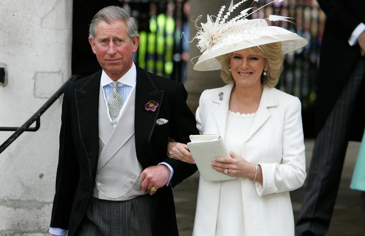 Il Principe Carlo e Camilla Parker, Duchessa di Cornovaglia