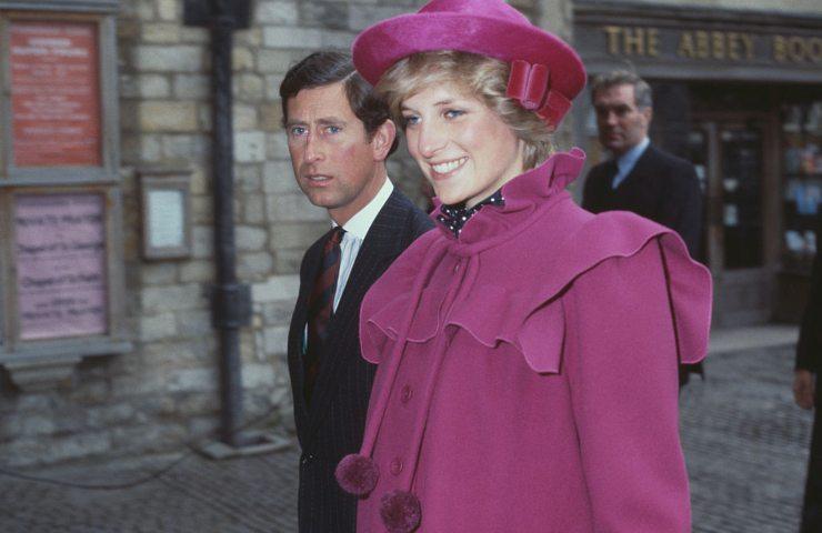 Lady Diana e Carlo