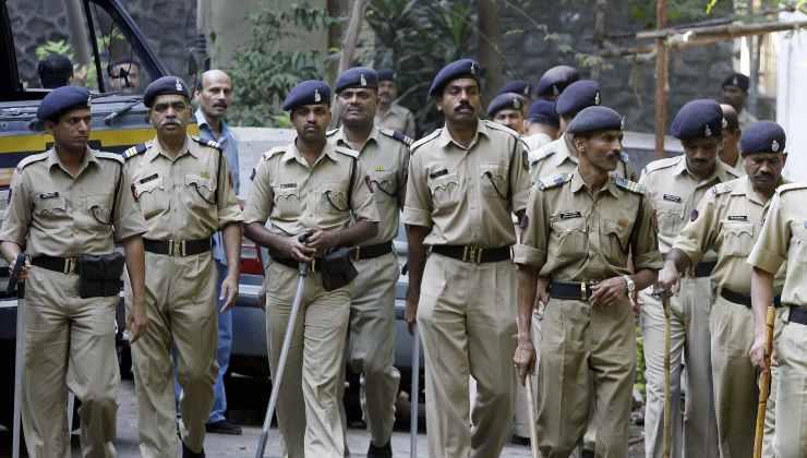 polizia india