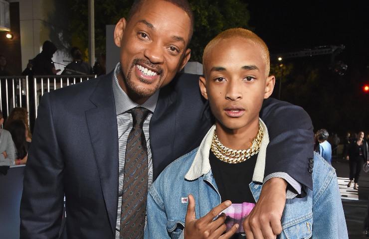 Will Smith e figlio