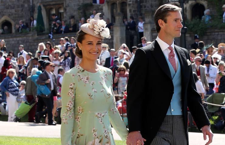 La sorella diKate Middletone il maritoJames Matthewssono già genitori diArthur